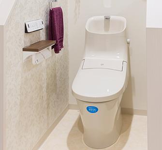 LIXIL シャワートイレ一体型便器